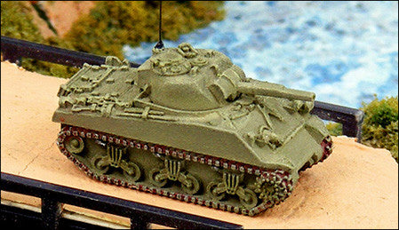 GHQ US74 M4A3 (75mm) Sherman