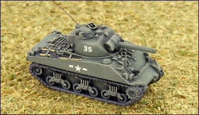 GHQ US99 M4A2 75mm Sherman (US)