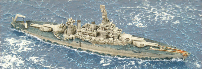 USN23 BB-46 Maryland