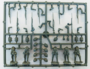 Perry Miniatures British Infantry in Afghanistan and Sudan sprue