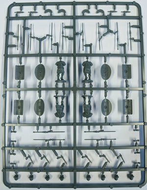 Victrix VXA025 - Early Imperial Roman Legionaries Advancing infantry sprue