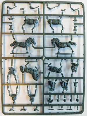 Victrix VXA038 - Early Imperial Roman Mounted Generals sprue