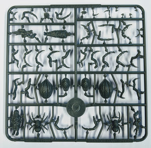 Giant Spiders Sprue