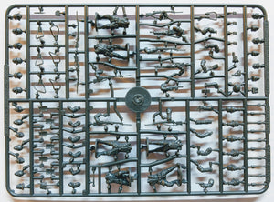 WWI German Infantry (1916-1918) Sprue