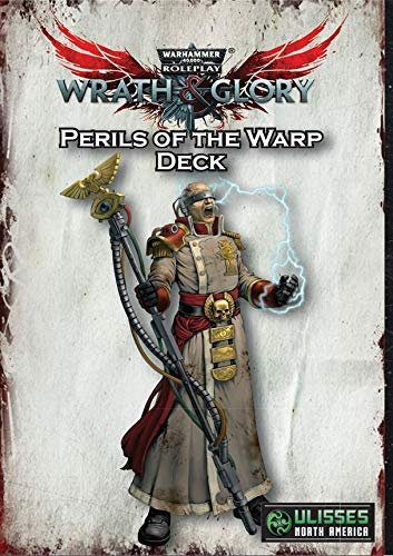 Warhammer 40,000: Wrath & Glory Perils of the Warp Deck