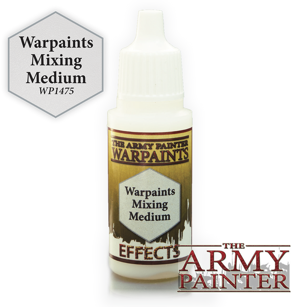 Army Painter Effects Warpaint - Warpaints Mixing Medium