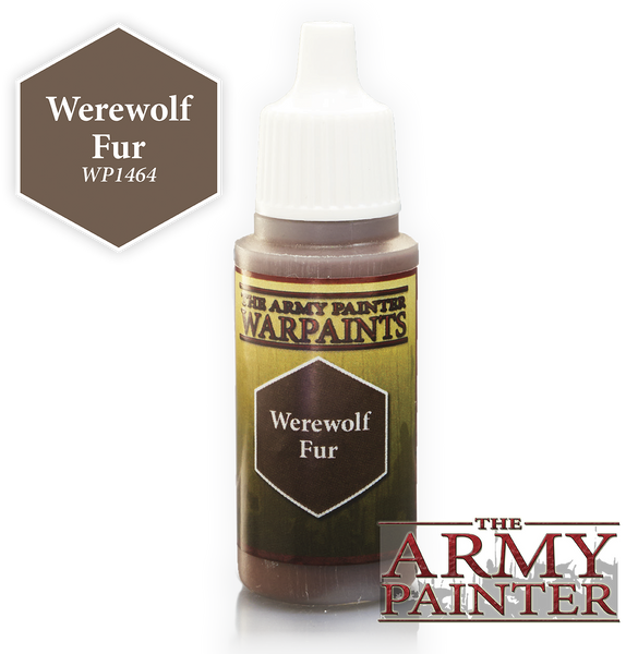 Army Painter Acrylic Warpaint - Werewolf Fur