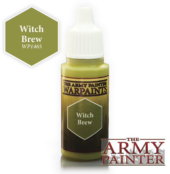 Army Painter Acrylic Warpaint - Witch Brew