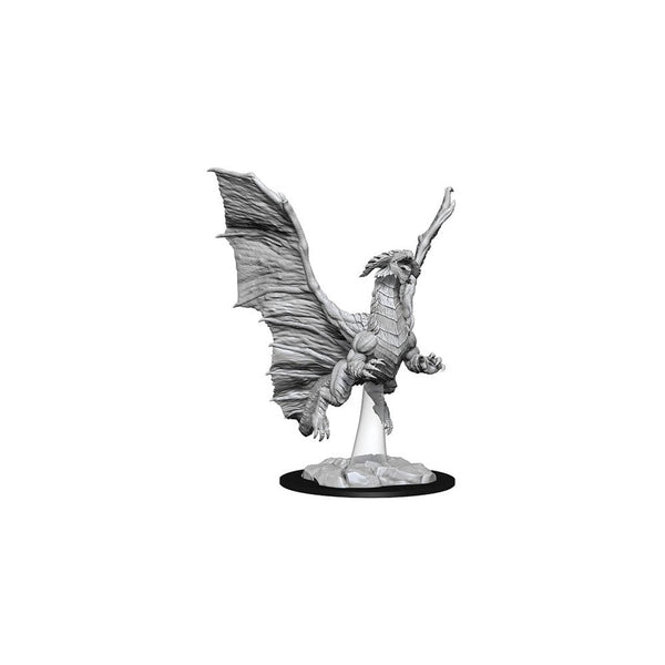 Young Copper Dragon (D&D Nolzur's Marvelous Miniatures)