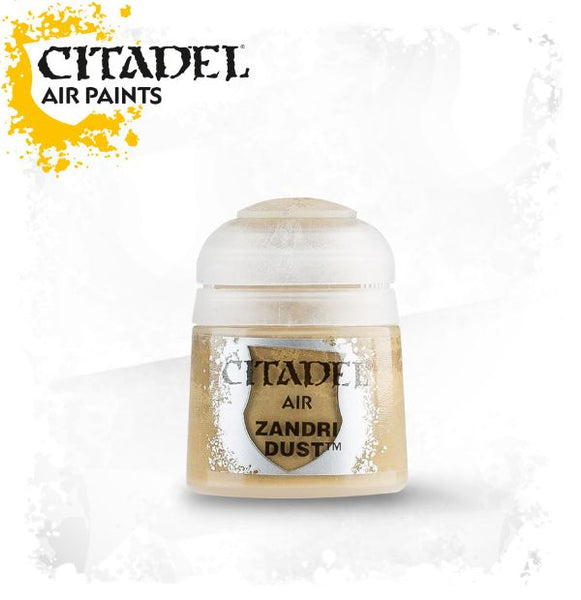 Citadel Air Paint Zandri Dust