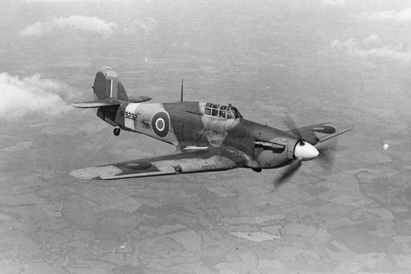 AC16 Hawker Hurricane