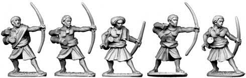 Copplestone Castings - Somali Archers (AF06)