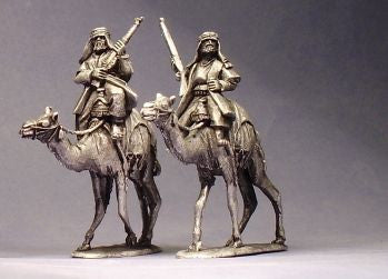 ARB021 - Camel Mounted Arab Irregulars