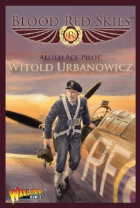 Blood Red Skies: Hurricane Ace - Witold Urbanowicz - preorder