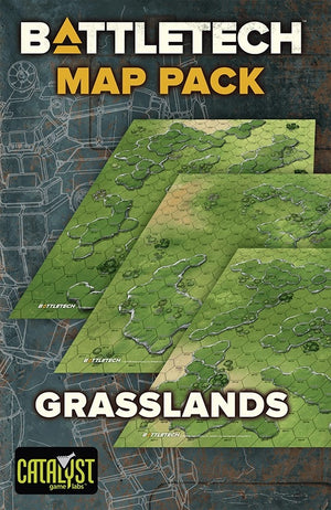 BattleTech Map Pack: Grasslands