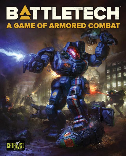 Battletech: A Game of Armoured Combat