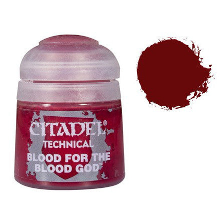 Citadel Technical Paint Blood For The Blood God