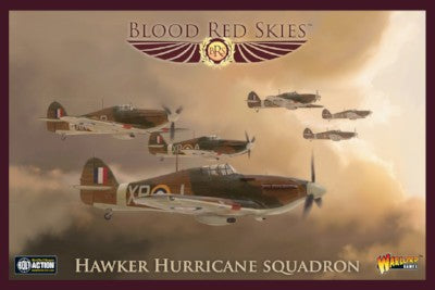 Blood Red Skies: Hawker Hurricane Squadron - preorder