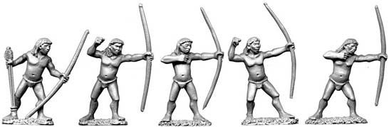C41 Amazon Indian Archers