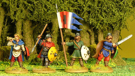 CAR003 - Carolingian Infantry Command
