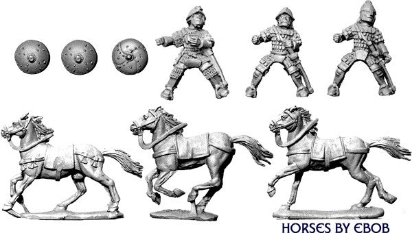 CAR005 - Carolingian Armoured Cavalry II