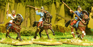 CAR006 - Carolingian Light Cavalry I