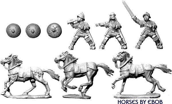 CAR008 - Carolingian Cavalry Command
