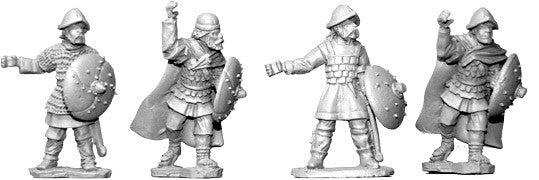 CAR010 - Carolingian Heavy Infantry