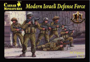 Caesar Miniatures CMH057 Modern Israeli Defense Force