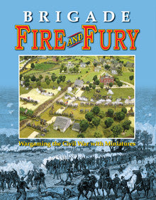 Brigade Fire and Fury: Second Edition