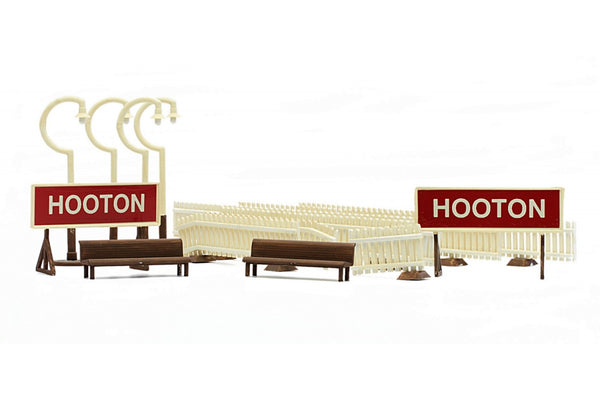 dapol C013 : Platform Fittings/Fences & Lamps