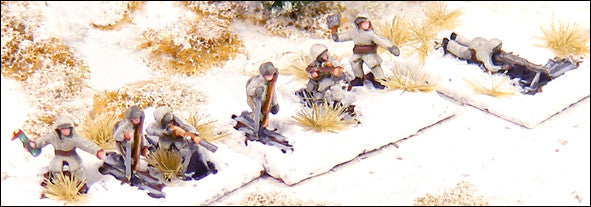 FN1 WWII Finnish Individual Infantrymen (Winter)