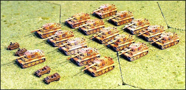 G151 German Tiger Company