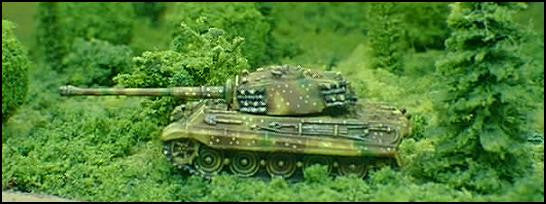 G32 Tiger II w/ Improved Henschel Turret