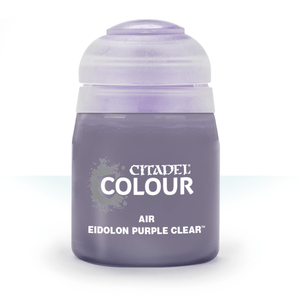 Citadel Air Paint Eidolon Purple Clear
