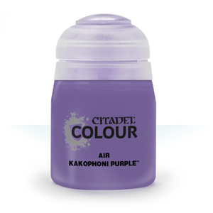 Citadel Air Paint Kakophoni Purple