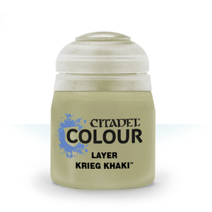 Citadel Layer Paint Krieg Khaki