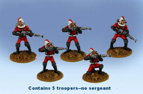 Galacteer Tactical Squad (5)