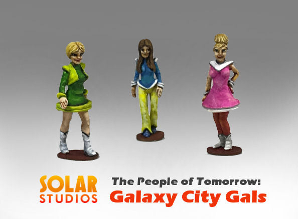 Galaxy City Gals