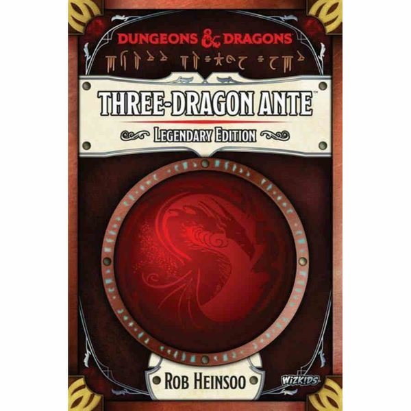 Three Dragon Ante Legendary Edition