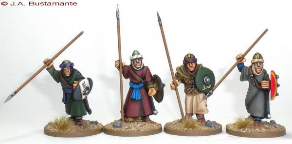 MED020 - Andalusian Spearmen