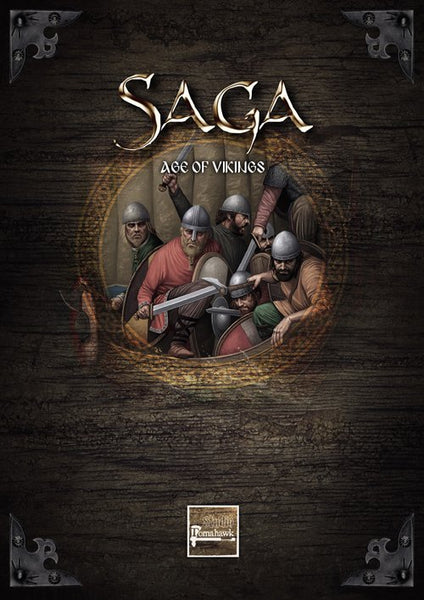 SAGA: Age of Vikings (Supplement)