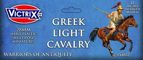 VXA032 - Greek Light Cavalry