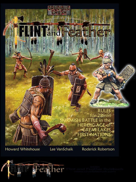 Flint and Feather - The Rulebook
