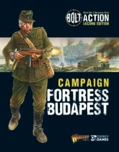 Bolt Action Campaign Fortress Budapest