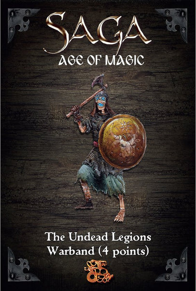 Saga Age of Magic - Undead Legion Warband