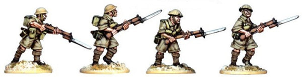 SWW101 - British 8th Army Riflemen I