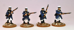 MOD003 - Legion in Greatcoats Advancing I