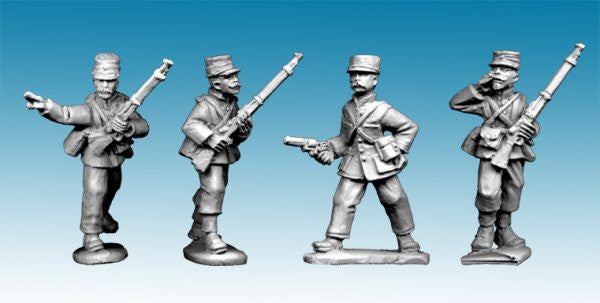 MOD033 - Legion Command in Troupes Colonial Uniform and Kepi