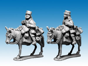 MOD043 - Legion Mounted Company in Tunic and Kepi